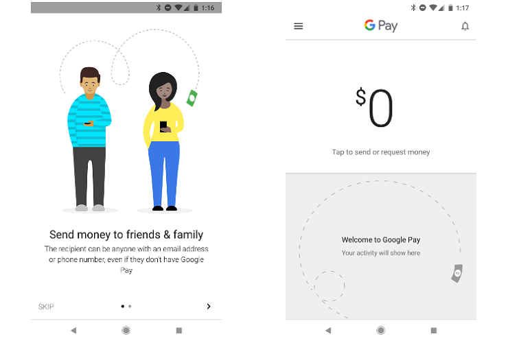 Google Pay Send