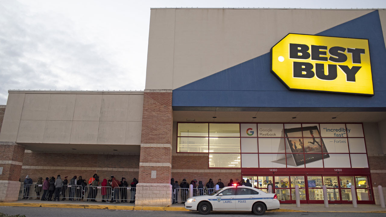 Best Buy Black Friday generic