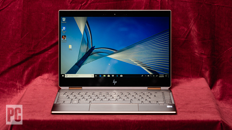 HP Spectre X360 Convertible