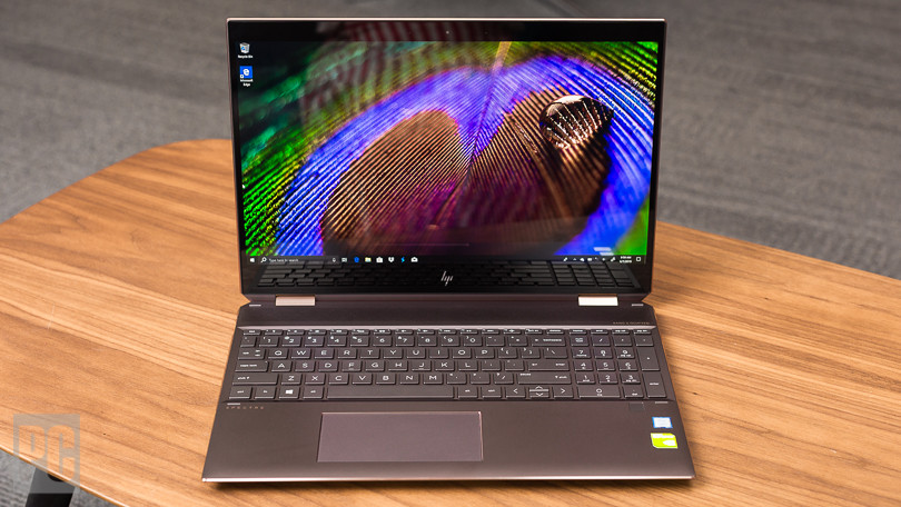 HP Spectre x360 15 (2019, AMOLED)