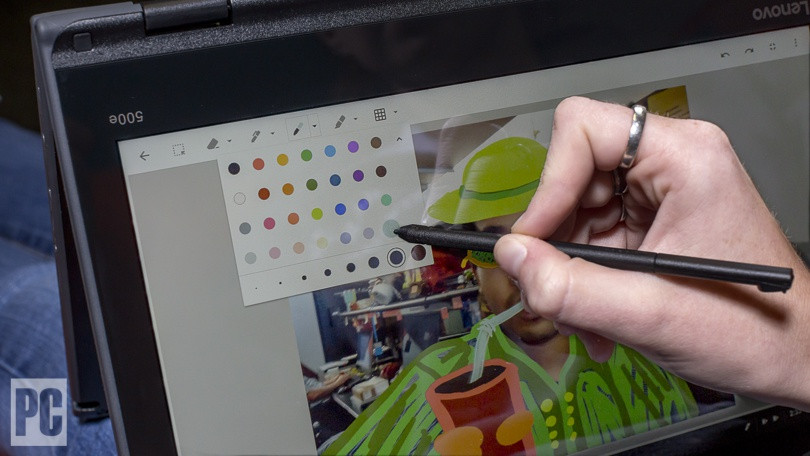 Using the Stylus
